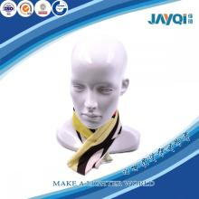 Sublimación de moda que imprime el pañuelo inconsútil del tubo