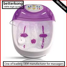 best Halloween gifts detox machine detox foot bath detox foot spa hidro spa relax OEM for VIDA. JRD etc