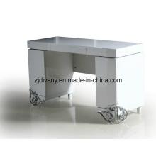 Pos-moderna alta brillante hogar escritorio escritorio (LS-205)