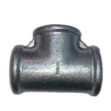 "1"" Equal Galvanized Tee Malleable Iron Pipe Fittings"