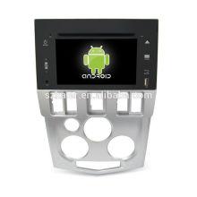 Quatro núcleos! Android 6.0 carro dvd para L90 com 6,2 polegadas tela capacitiva / GPS / Link Mirror / DVR / TPMS / OBD2 / WIFI / 4G