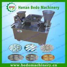 Samosa congelado máquina automática & máquina de molde para a formação de samosa / bolinho / rolinho primavera