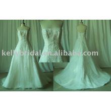 Поставка 2010 горячий продавать стиль/ свадебные платья/Вечерние платья/пром платья/мать невесты/девушки цветка