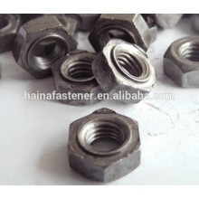 non-standard Weld Nut, hexagon Welt Nut/square weld nut with dog point
