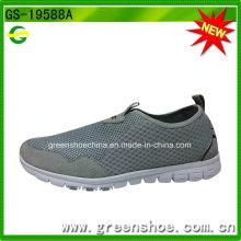 Chaussures de sport Slip-on légères respirantes Chine hommes