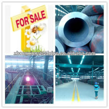 venda quente de tubos sem costura de aço carbono de Europa