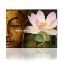Будда Холст Печать Искусство / Будда настенная картинка для Hang / Оптовая Главная декор произведения искусства