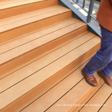 deck covering material wpc balcony boards exterior decking
