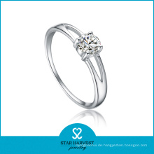 Heiße Art und Weise späteste 925 silberner Ring-Entwurf (SH-R0100)