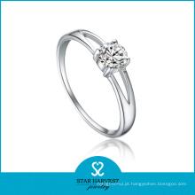 Anel de prata esterlina 925 exclusivo para meninas (R-0100)