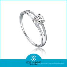 Горячая мода Последние 925 Серебряное кольцо дизайн (SH-R0100)