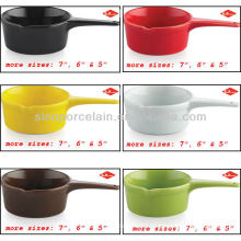 Plus de tailles Option Pot de lait en céramique pour BS12081A