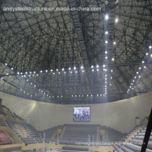 Large Gymnasium Space Frame Structure Roofing