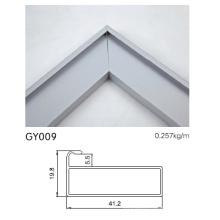 Borde de aluminio para el gabinete de cocina