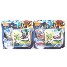 CHIM with blister card brick toys