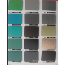 ACP Exterior Decoration Guangzhou PVDF Aluminium Composite Panel