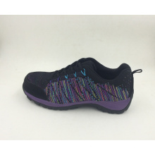 Flyknit tissu sécurité travail chaussures avec embout Composite nouveau conçu (16063)