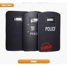 Fragments Protection Bulletproof Shield Portable Nij