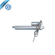 Coffee brewing machine push and pull dc 12v linear actuator 400mm