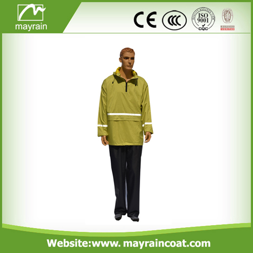 190T Polyester Jacket With Pants