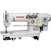 Série de máquina de costura de ponto de corrente de alta velocidade Zuker Direct Drive (ZK-3800-1 D, ZK3800-2D, 3D ZK3800)