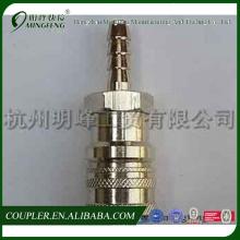 Connexion rapide en gros raccords de tuyauterie en cuivre nickel