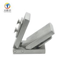 Dobradiça de aço inoxidável 304 das peças da máquina de embalagem