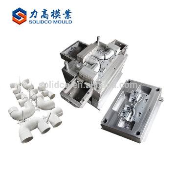Moulage adapté aux besoins du client de tuyau de tuyau de courbure faite sur commande d'injection de conception de mode à vendre