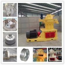 Máquina extrusora de pellets de biomasa 1000 kg / h para la venta