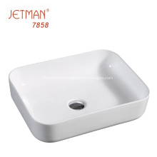 Promotion bathroom accessories ceramic art basin