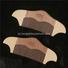 100% Nature Nanmu Combs de madeira 12,5 * 5