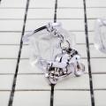 Newly Design Motorcycle Shape Decorative Metal Keychain