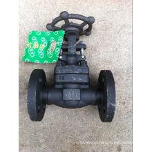 """API602 Válvula de compuerta de brida de acero forjado (Z41Y-3/4 """"-300LB)"""