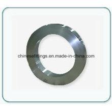 Фальцевое кольцо из углеродистой стали с кованым кольцом без отверстий