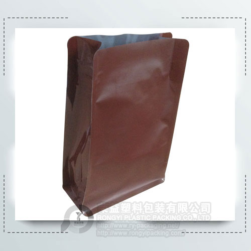 Brown Coffee Packaging Pouch