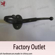 Crochet de rideau Rideau de quincaillerie Crochets de rideaux en alliage de zinc (ZH-2064)
