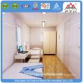 (EPS/PU/XPS/Rockwool+)Sandwich wall panel china prefabricated homes