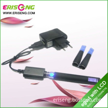 2013 Beautiful, Hottest Selling EGO-T with Blue LCD Light Display Power and Puffs (EGO-T -LCD)