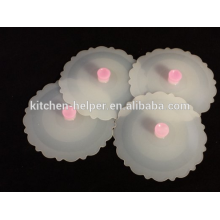 Best Selling Top Quality Silicone Teacup Lids