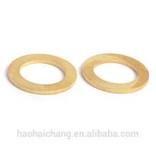 металлические проволочные скобы крепеж алюминиевый круглый конические шайбы