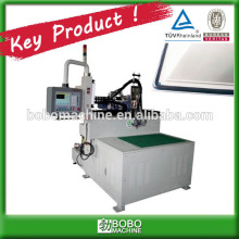 pu plastic shaped seal strip machine