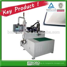 PU impermeable / polvo de prueba de la máquina de sellado de espuma
