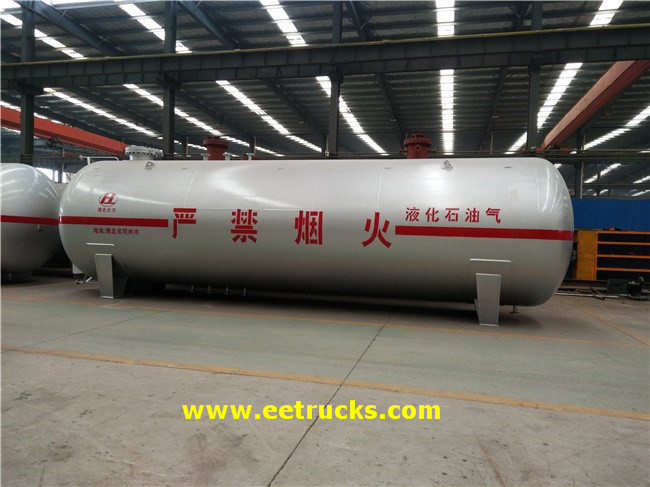 12000 Gallon LPG Storage Vessels