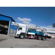300m LKW-montierte Brunnenbohrmaschine