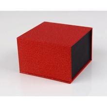 Caixa de presente de embalagem luxuosa do projeto novo, caixa de presente feita sob encomenda do papel
