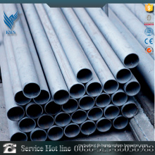 ASTM TP304 tube sans soudure en acier inoxydable / tube