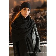 Nueva bufanda de lana de ventilador con alta calidad