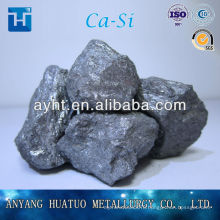 Good inoculant Calcium silicon Ca28si55/Ca Si alloy as deoxidizer