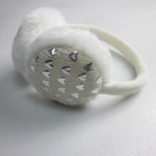Girls Fashion Acrylic Knitted Ear Muff