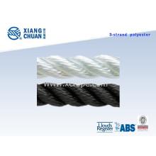 Three-Strand Polyester Rope